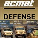 Acmat defense industry company light tactical truck protected vehicle land forces military designer manufacturer developer marketing France French