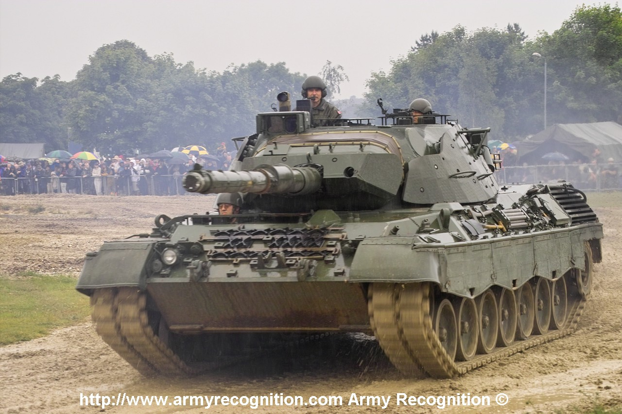 13 pm Post subject: The Canadian Army Leopard C2 main battle tank