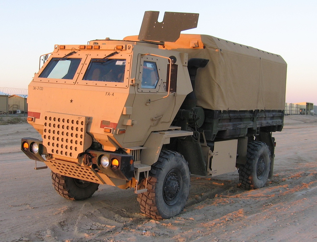 LMTV [Archive] - Steel Solrs::Military Vehicles Supersite on