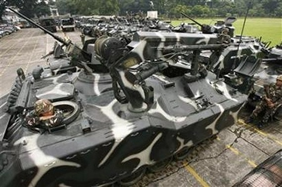 Re: Philippine Tanks and Armored Cars