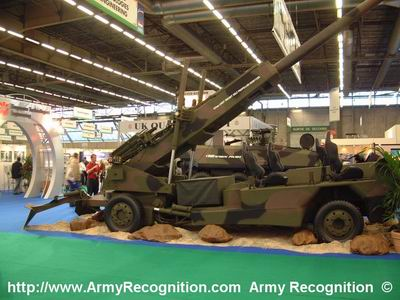 low-rate initial production m109a7 155mm self-propelled howitzer to the army during a ceremony here, april 9 the