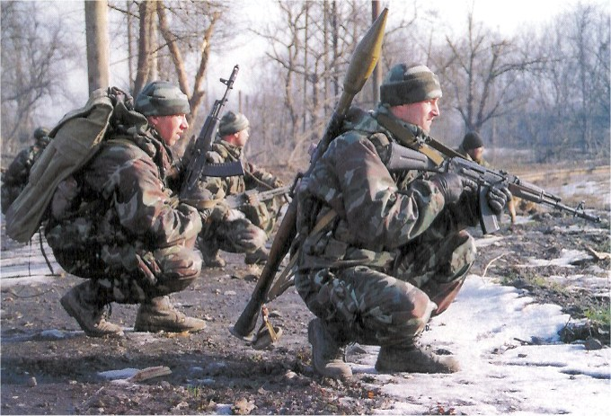 For you 30 pictures about the russian army during tchetchen war