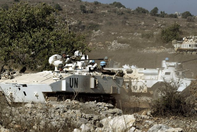 armour in Lebanon (UNIFIL) Amx10p_01