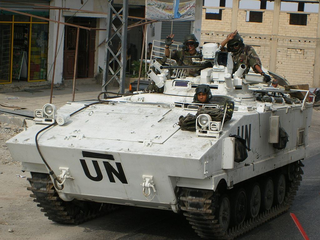 armour in Lebanon (UNIFIL) Amx10p_02