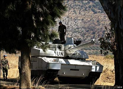 armour in Lebanon (UNIFIL) Leclerc_02
