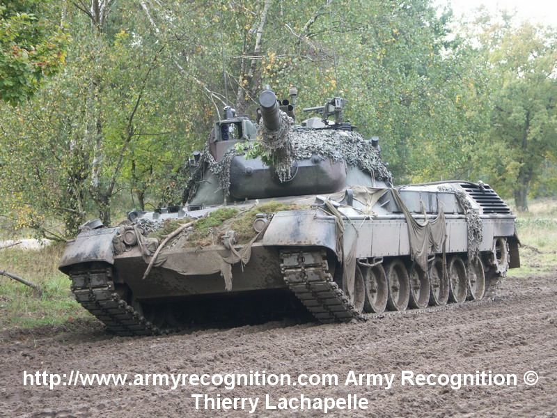 December 2007 Information News About Military Equipment Armoured