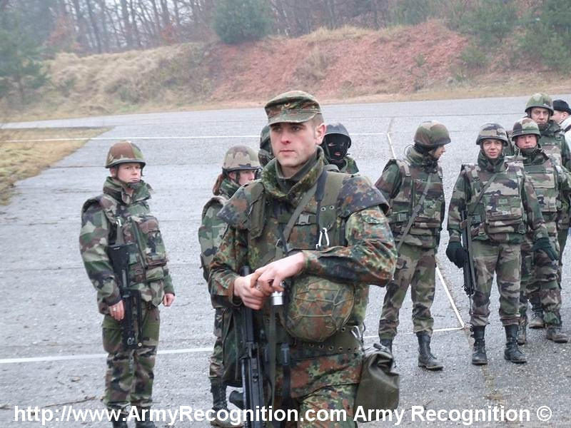 Brilliant Ledger 2006 picture gallery image photo Eurocorps NRF army