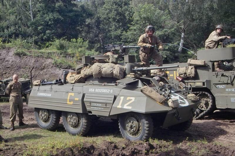 Question for the armored vehicle guru's [Archive] - Steel