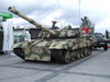 A peruvian Newspaper wrote that Poland was offering to sell PT-91 main battle tank to the Peruvian Army. The PT-91 is an upgraded version of T-72 with ERA shield armor. The Peruvian Ministry of Defence will be also interested to buy missile system Spike and Kornet.
