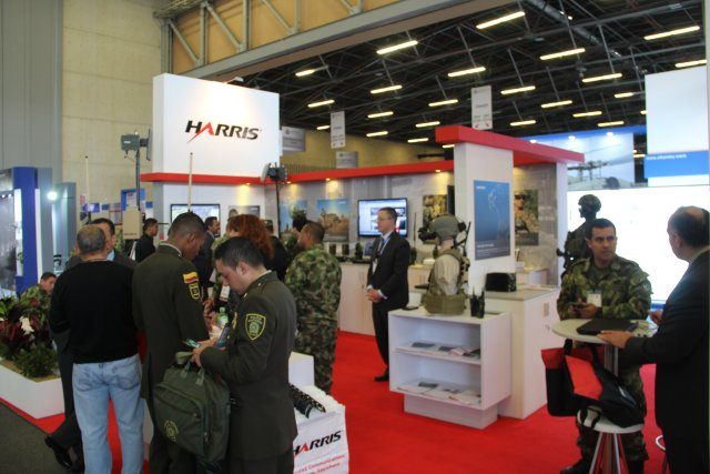 Harris received  a 66 million contract for Tactical radio from a Middle East nation 640 002