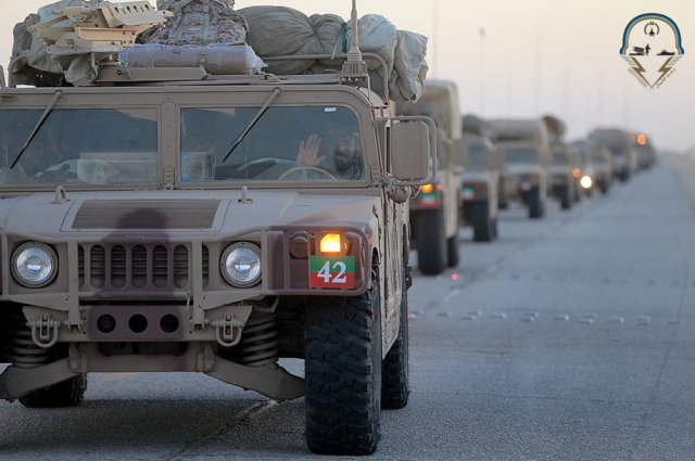 Saudi Arabia launched the biggest military exercice including troops from 20 nations 640 001