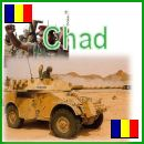 Chad Chadian army land ground forces military equipment armoured armored vehicle intelligence pictures Information description pictures technical data sheet datasheet