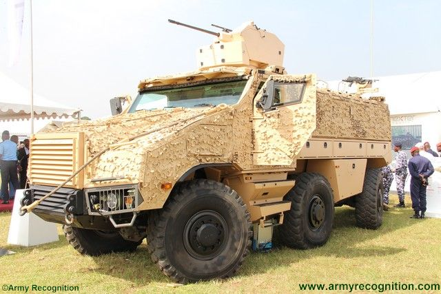 ShieldAfrica Abidjan Defense Security Exhibition 2017 14