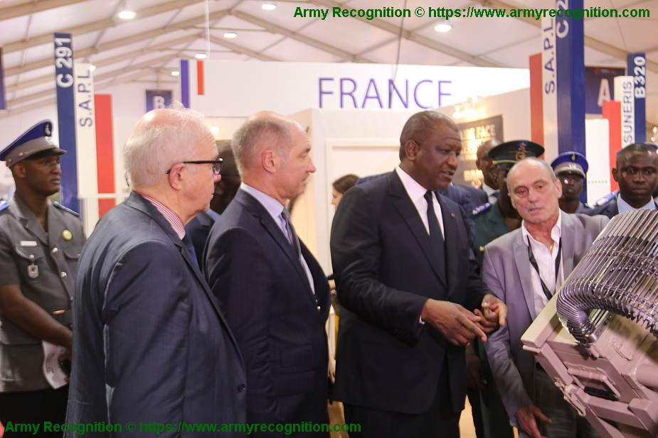 ShieldAfrica 2021 tri services defens exhibition Abidjan Cote d ivoire Ivory Coast photo 925 001