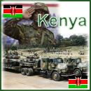 Kenya Kenyan army land ground armed defense forces military equipment armored vehicle intelligence pictures Information description pictures technical data sheet datasheet
