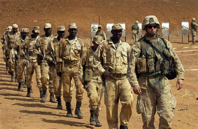 Image result for photos of niger military