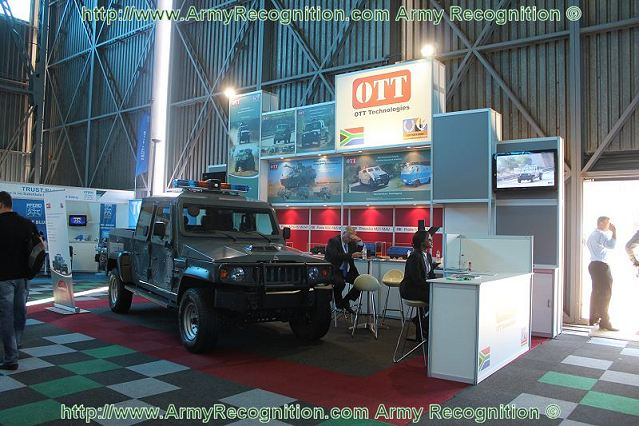 ott technologies introduces light armoured patrol vehicle. Black Bedroom Furniture Sets. Home Design Ideas