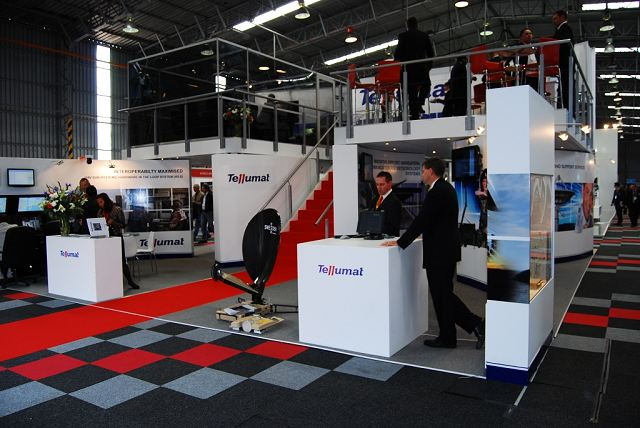The South African defence and communication electronics business, Tellumat, will once again exhibit at the African Aerospace and Defence (AAD 2012) exhibition after a successful show at AAD 2010. The company offers dynamic and competitive technology from products to systems, as well as services. These are aimed at the defence, air traffic management, communications and electronic manufacturing markets.