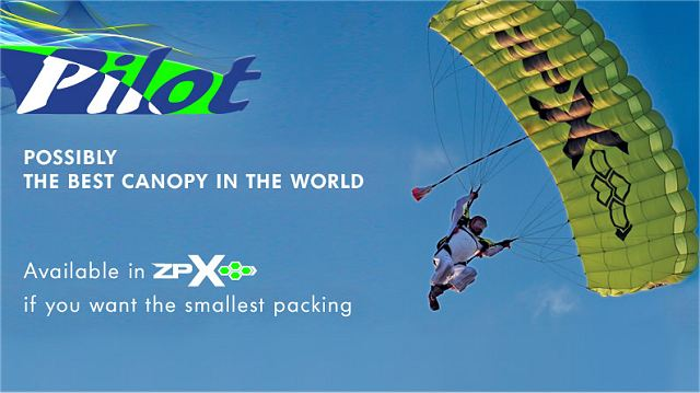 The new South African ZPX parachute will be presented at AAD 2012 Aerospace & Defence Exhibition in South Africa, Pretoria which will be held from 19 to 23 September 2012. ZPX is stronger; lighter; thinner; with reduced pack volume compared with traditional parachute nylon ripstop zero porosity (or zero air permeability / airflow fabric) and which significantly reduces the effects of damage to the fabric.