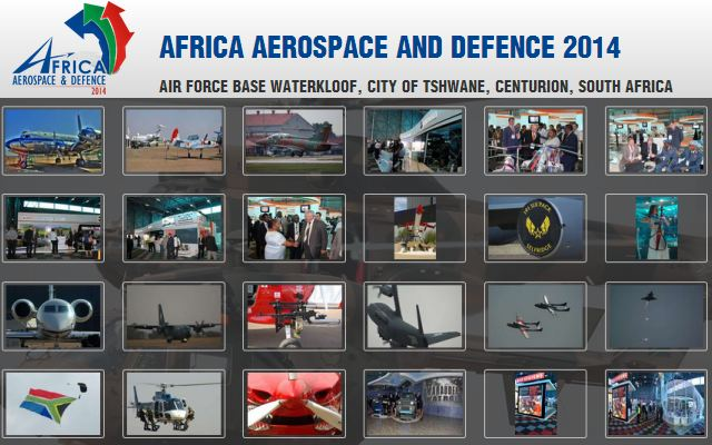 AAD 2014 pictures photos images video gallery Air Show Africa Aerospace Defence Exhibition Pretoria Air Force Waterkloof City of Tshwane Centurion South Africa 17 to 21 September 2014