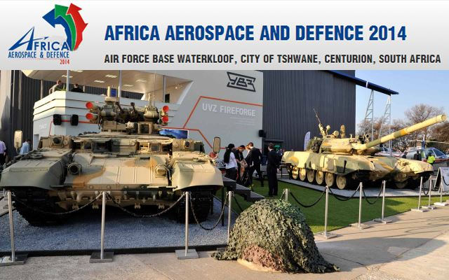 AAD 2014 Africa Aerospace and Defence Exhibition will be ...