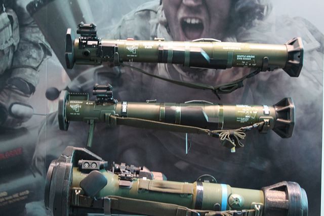 Defence and Security company Saab is developing significant new capabilities for its AT4 family of disposable shoulder-launched weapons systems. The enhanced weapons will deliver extended range (ER) and improved high explosive (HE) effects.