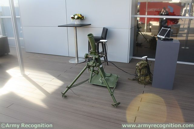 Africa Aerospace & Defence exhibition (AAD 2014) was the perfect opportunity for Rheinmetall to showcase its VingPos mortar weapons system. Developed for the Norwegian armed forces, the VingPos MWS provides organic, indirect fire support to manoeuvre unit commanders.