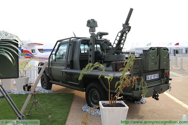 Thales Scorpion Mobile Mortar System Ready To Be Tested By
