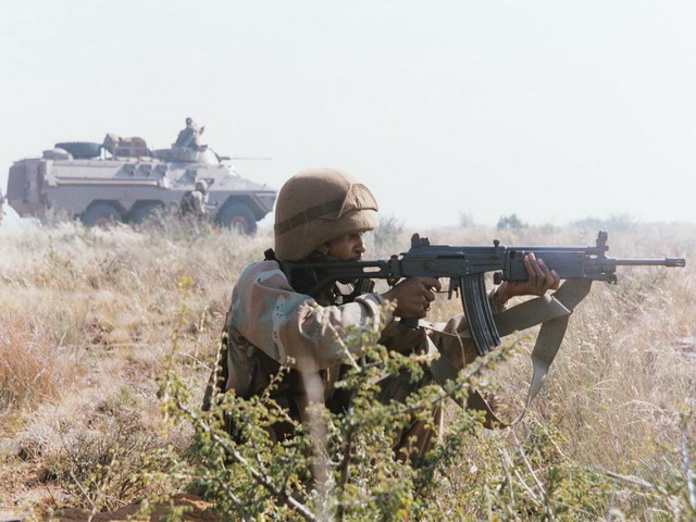 South African Army