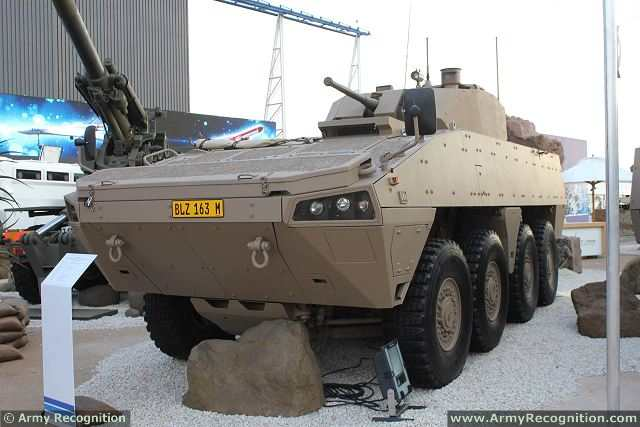 BAE Systems Land Systems South Africa secured a contract from Denel Land Systems under the 8x8 armoured wheeled vehicle programme, to provide commander and gunner sights. The vehicles, known as Badger in South Africa, will be fitted with Denel Land Systems turrets.