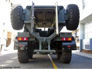 Casspir Mk 6 VI mine protected personnel carrier vehicle technical data sheet specifications description information intelligence pictures photos images identification South Africa African defence industry military technology BAE Systems