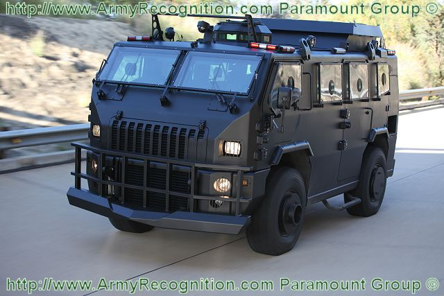 The government of Gabon has purchased a fleet of Maverick internal security vehicles from Paramount Group and successfully deployed them at the Africa Cup of Nations football tournament. Ten Mavericks were bought by the Gabonese authorities, who jointly hosted the football tournament with Equatorial Guinea, for deployment as public order vehicles at stadiums across the country during the competition.