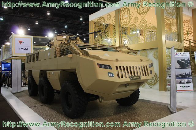 "Among the products on show at AAD are: Mbombe, a revolutionary infantry fighting vehicle offering landmine protection with a flat hull;Marauder, a mine-protected armoured vehicle labelled the ""world's most unstoppable vehicle"" by the BBC television show Top Gear; and AHRLAC, Africa's first domestically built aircraft."