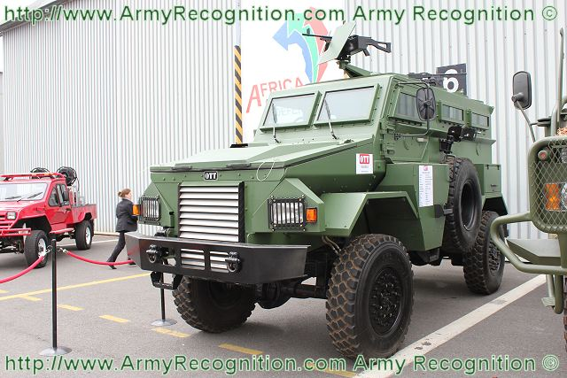 The Kenyan Army took delivery of 67 Puma M-26 wheeled armored vehicles personnel carrier manufactured by the South African Company OTT Technologies. In 2011, Kenya awarded a USD20 million tender to South Africa's OTT Technologies Limited for the procurement of armoured personnel carriers (APCs) for its land forces, a spokesman for the Ministry of Defence (MoD).