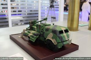 Khalifa GHY02 D-30 122mm 6x6 wheeled self-propelled howitzer technical data sheet specifications description information identification intelligence Sudan Sudanese army defence industry military corporation technology