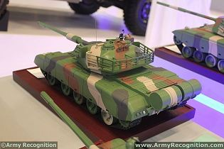 Al-Zubair 2 DAA03 main battle tank data sheet specifications description information identification intelligence pictures images photos video Sudan Sudanese army defence industry military corporation technology