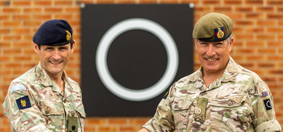 British Army restructures to confront evolving threats