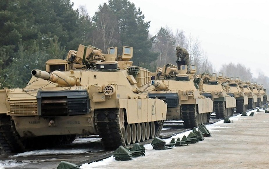 New capabilities rotations to bolster U.S. Army presence in Eastern Europe 1