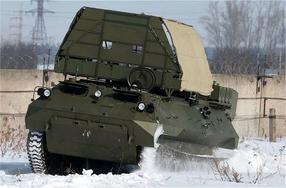 Russia modern electronic warfare to comprise 70 percent in 2021