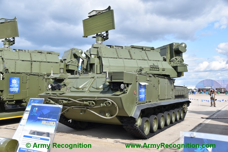 Tor M2 air defense systems to be deployed in Kaliningrad