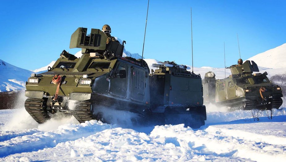 UK Defence Secretary announces new Defence Arctic Strategy