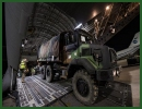The British RAF (Royal Air Force) has successfully delivered a second tranche of French military equipment to peacekeepers attempting to quell the bloodletting in the Central African Republic. A C-17 transport aircraft yesterday (Wed) delivered trucks and supplies to the airport at Bangui, the capital of the troubled state where a descent into sectarian violence has prompted the UN to sanction international intervention.