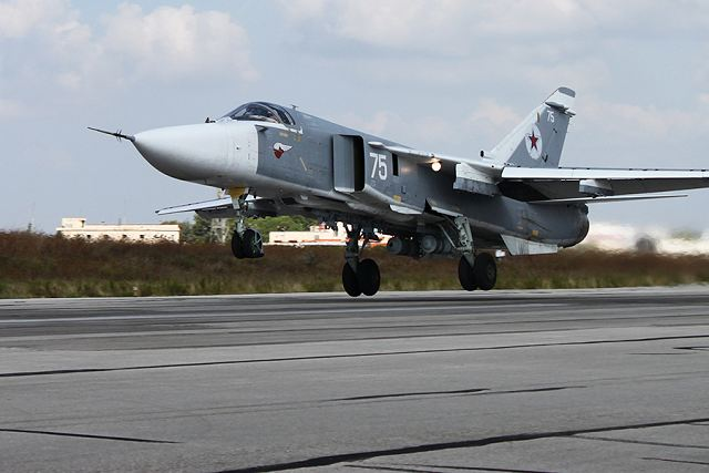 Since September 30, the Russian aircraft in Syria have flown 669 missions, nearly 400 of them in the past week, Colonel-General Andrei Kartapolov, head of the General Staff chief operations directorate, told Friday, October 16, 2015, at the briefing for foreign military attaches and journalists.