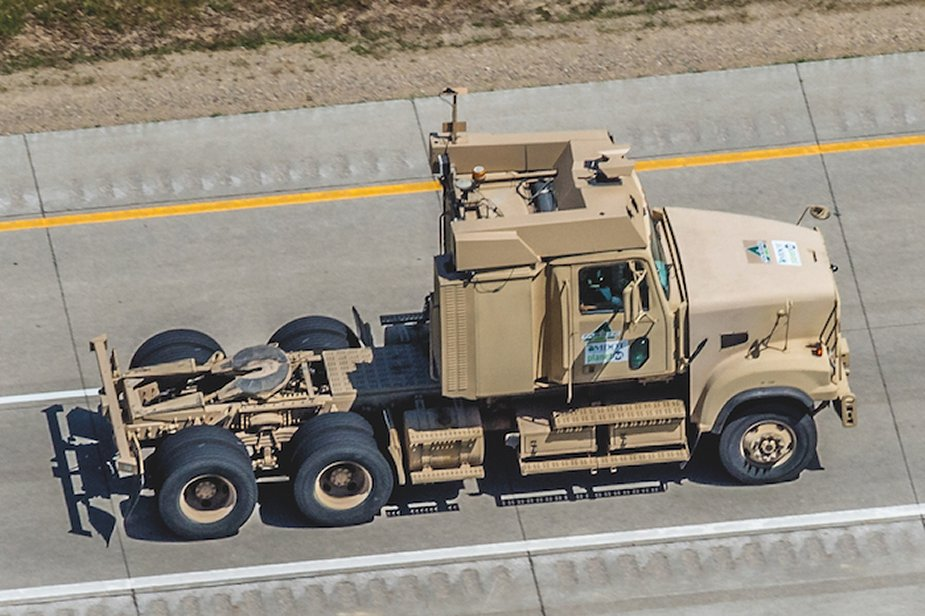 American truck industry benefiting from US Army TARDEC research work