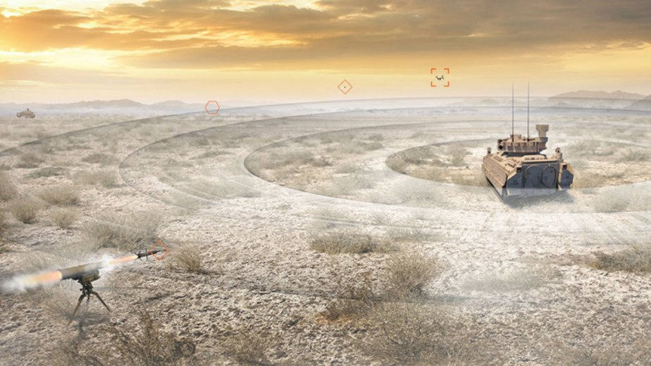 BAE Systems vehicle protection systems provide layered defense for armored vehicles