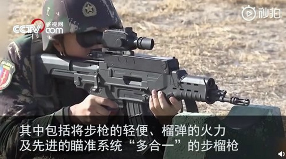 Chinese army trains super soldiers with futuristic weapons 1