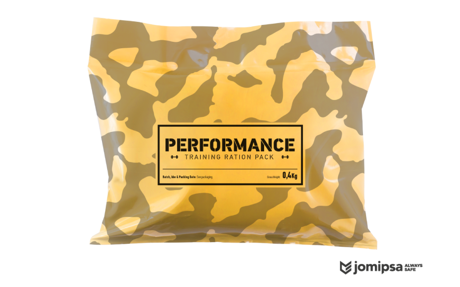 Jomipsa presents the first specific soldier training ration pack