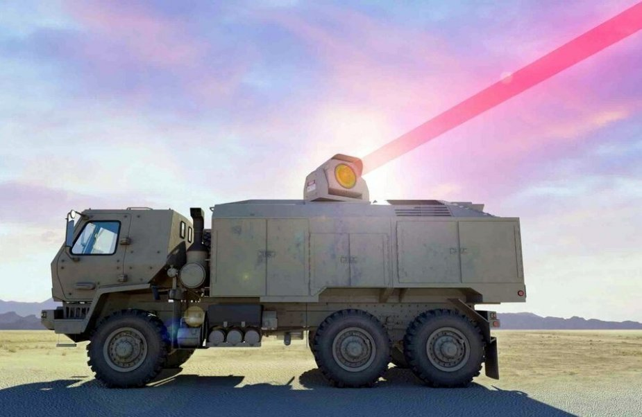 Team Dynetics to supply 100kW class high energy laser demonstrator to U.S. Army