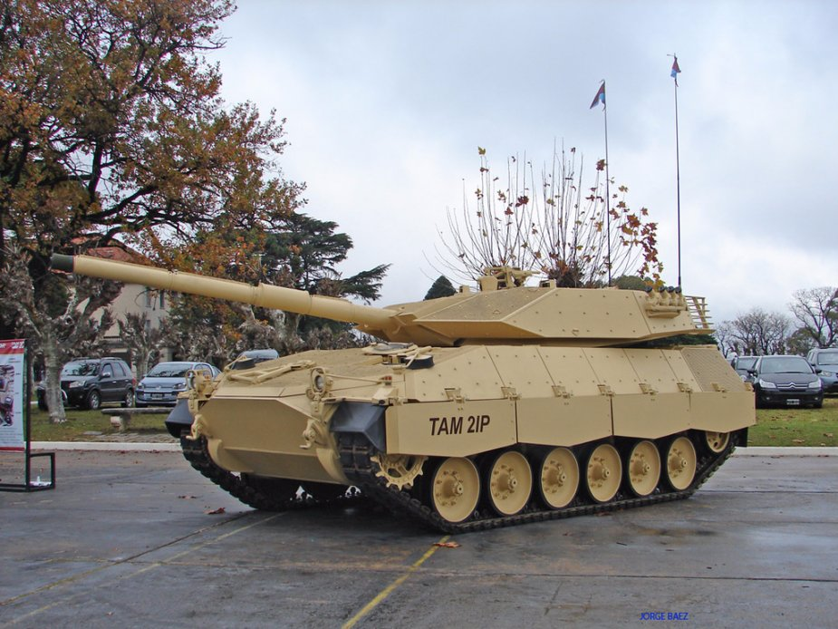 Top 15 most modern main battle tank MBTs in the world 5