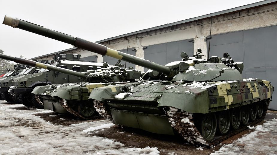 Top 15 most modern main battle tanks MBTs in the world T 72K Ukraine 925 001